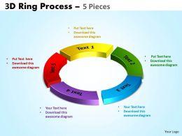 3D Ring Process 5 Pieces 4