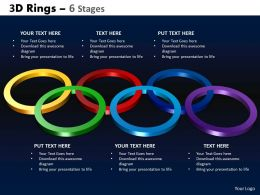 3D Rings templates