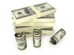 3d_rolled_bundle_of_dollars_with_stock_photo_Slide01