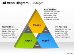 3d Venn Diagram 3 Stages 8