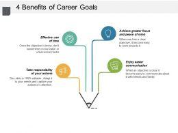 4 Benefits Of Career Goals