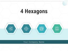 4 Hexagons Strategic Planning Process Communications Innovation Organization