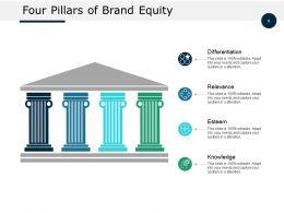 4 Pillars Continual Improvement Corporate Governance Procurement Excellence