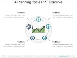 4 Planning Cycle Ppt Example