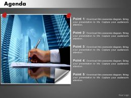 4 Points For Business Agenda 0214