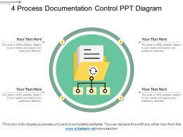 4_process_documentation_control_ppt_diagram_Slide01