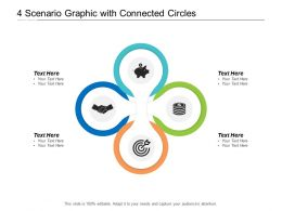 4 Scenario Graphic With Connected Circles