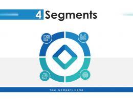 4 Segments Business Process Circular Development Fundamental Growth