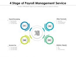 4 Stage Of Payroll Management Service