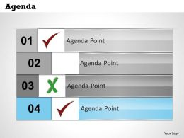 4 Staged Dependent Business Agenda Check List 0214
