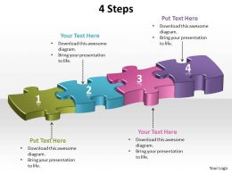 4_staged_growth_puzzle_diagram_Slide01
