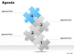 4 Staged Puzzle Diagram For Agenda 0214