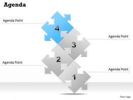 4 Staged Puzzle Diagram For Agenda 0214