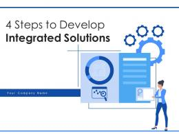 4 Steps To Develop Integrated Solutions Lifecycle Planning Management Business Growth