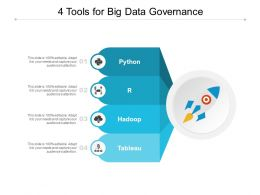 4 Tools For Big Data Governance