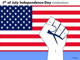 4Th Of July Independence Day Celebrations Powerpoint Slides And Ppt Templates DB