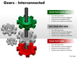 56 Gears Interconnected PPT 2