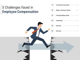 5 Challenges Faced In Employee Compensation