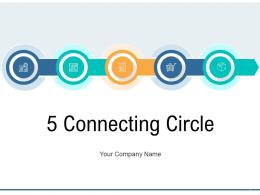5 Connecting Circle Evaluation Marketing Research Process Planning Management