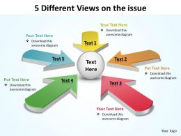 5 Different Views On Issue 3