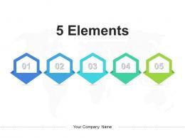 5 Elements Achieving Business Milestones Achievement Expansion Growth Process