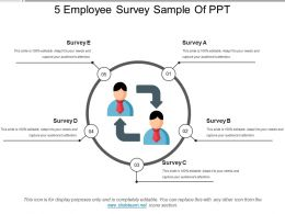 5 Employee Survey Sample Of Ppt