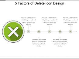 5 Factors Of Delete Icon Designs