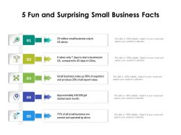 5 Fun And Surprising Small Business Facts