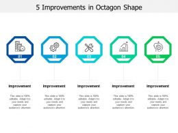 5 Improvements In Octagon Shape