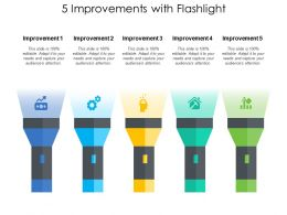 5 Improvements With Flashlight