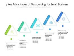 5 Key Advantages Of Outsourcing For Small Business