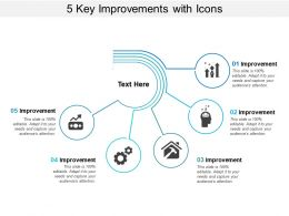 5 Key Improvements With Icons