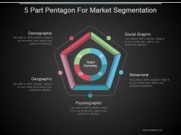 5_part_pentagon_for_market_segmentation_ppt_slide_design_Slide01