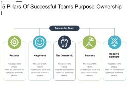 5 Pillars Of Successful Teams Purpose Ownership
