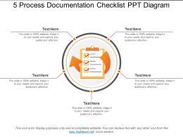 5_process_documentation_checklist_ppt_diagram_Slide01