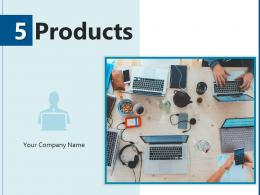 5 Products Indicating Products Marketing Development Process