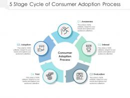 5 Stage Cycle Of Consumer Adoption Process