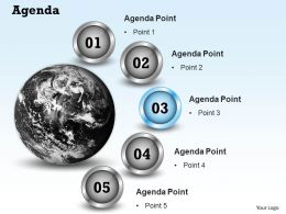 5 Staged Business Agenda Display 0114