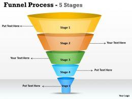 5_staged_business_funnel_diagram_Slide01