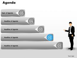 5 Staged Dependent Agenda Text boxes 0114