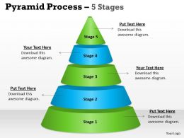 5 Staged Triangle Design For Sales