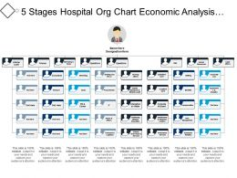 5 Stages Hospital Org Chart Economic Analysis Budgeting And Controlling