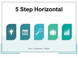 5 Step Horizontal Analysis Investment Planning Business Growth Organizations
