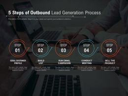 5 Steps Of Outbound Lead Generation Process