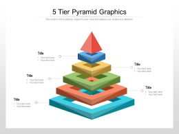 5 Tier Pyramid Graphics