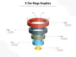 5 Tier Rings Graphics