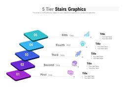 5 Tier Stairs Graphics