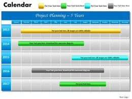 5_year_planning_gantt_chart_powerpoint_slides_gantt_ppt_templates_Slide01