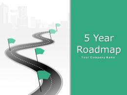 5 Year Roadmap Business Capability Intelligence Start Up