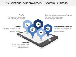 5s_continuous_improvement_program_business_associate_risk_market_value_cpb_Slide01